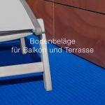 bodenbel ge f r balkon und terrasse http antirutsch. Black Bedroom Furniture Sets. Home Design Ideas